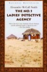 The Number One Ladies' Detective Agency