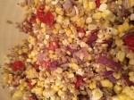 Farro and Fresh Corn Salad