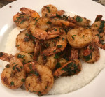 Sauteed Shrimp with Smoked Paprika
