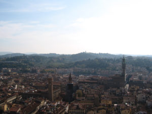 Views from the Florence Duomo