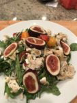 Arugula, Orzo and Chicken Salad