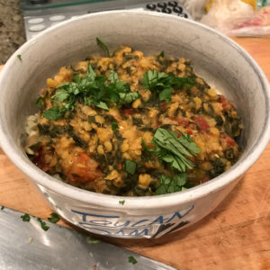 Slow Cooker South Indian Lentil Stew